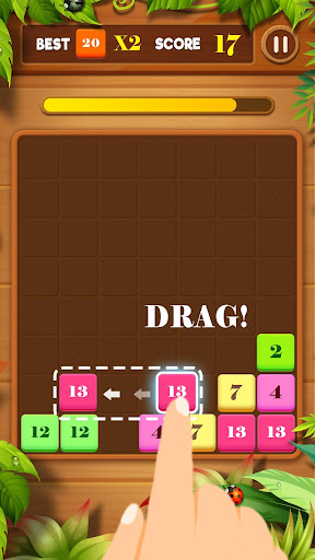 Drag n Merge: Block Puzzle cheat screenshots 1