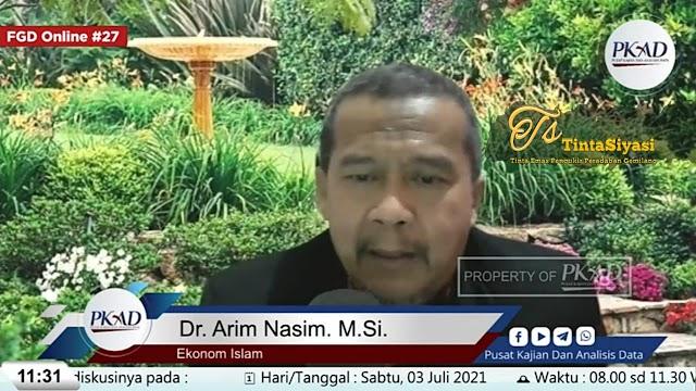 APBN Terjerat Pajak dan Utang, Ekonom Islam: Kita Masih Tercengkeram Ekonomi Kapitalis