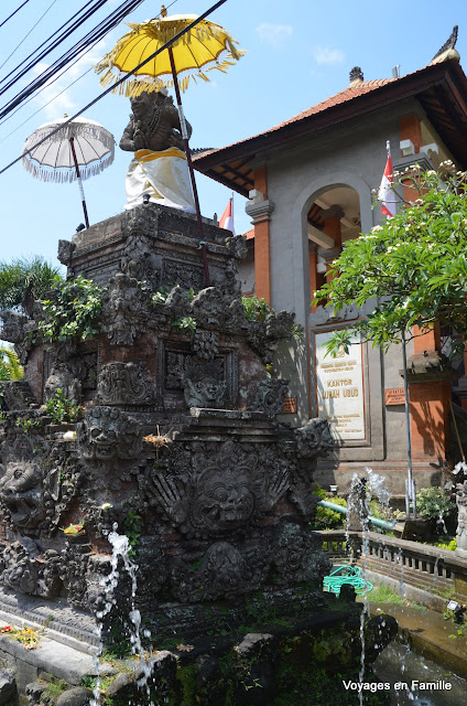 office de tourisme ubud