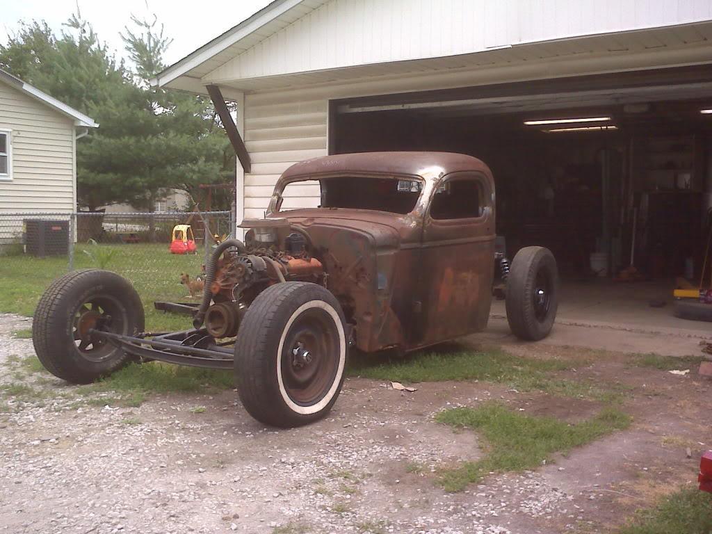 Pickup 41 chevy pickup : Tylon's blog: 1941 chevy truck rat rod