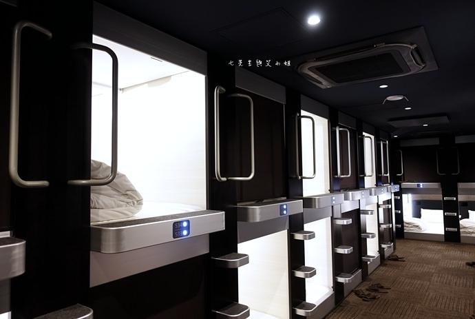 34 東京住宿推薦 Niohombashi Muromachi Bay Hotel 日本橋室町灣膠囊旅館