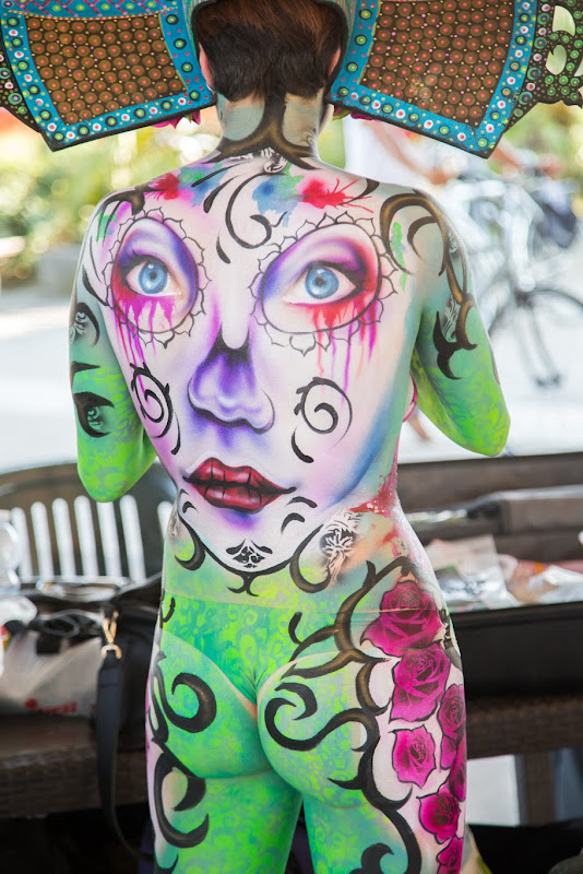 IMG_4904 Color Sea Festival 2018 - Bodypainting a Fano