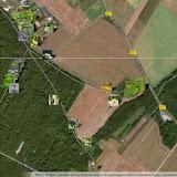 Localisation des photos aux Hautes-Lisières (Rouvres, 28)