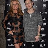 OIC - ENTSIMAGES.COM - Zara Holland and Jake Sims at the  Jake Sims - EP launch party in London Photo Mobis Photos/OIC 0203 174 1069