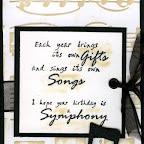 BB0423-E Birthday Symphony