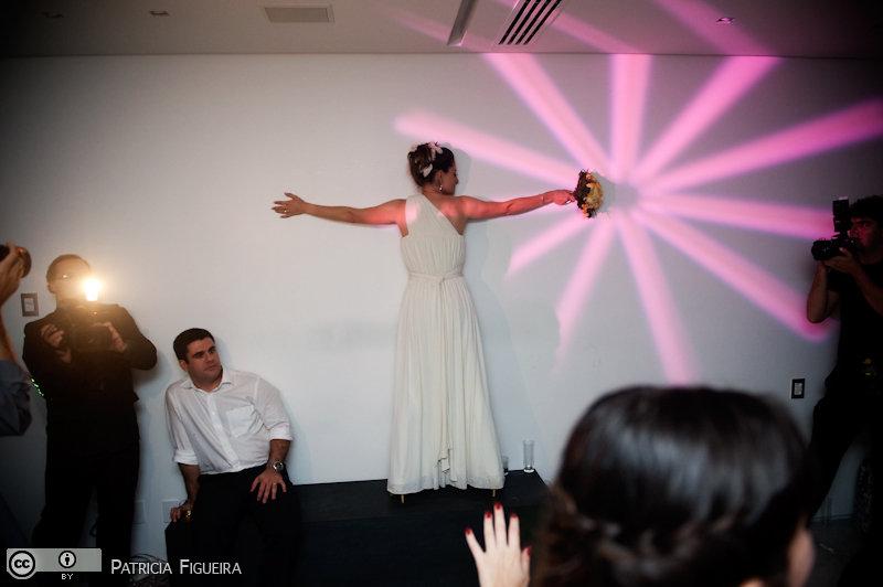 Foto de casamento 2402 de Karina e Luiz. Marcações: 30/10/2010, Casamento Karina e Luiz, Rio de Janeiro.