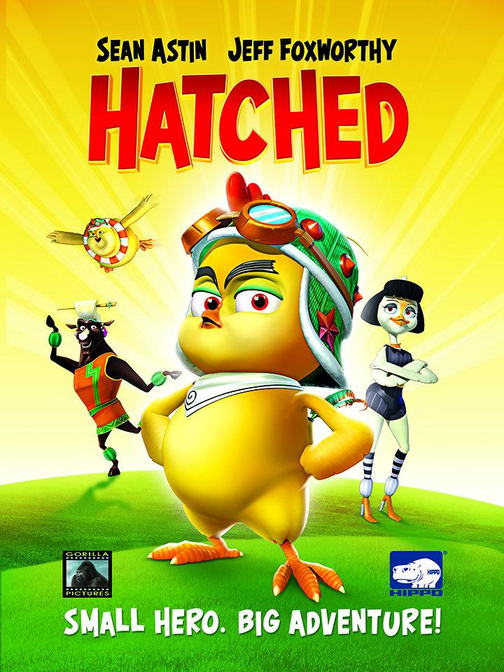 Hatched Chicks Gone Wild