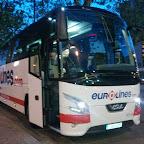 VDL Futura van De vrij Travel / Eurolines (B)