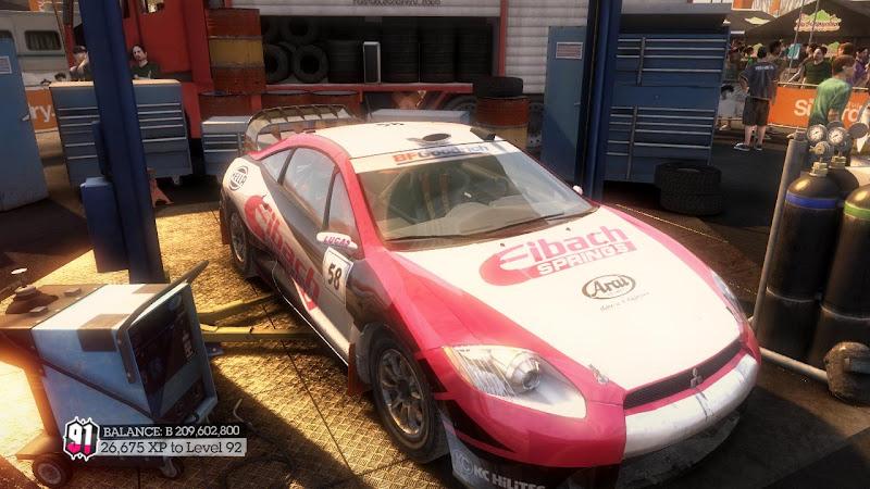 รายการรถกลุ่ม Rally ใน DiRT2 Ecl-04