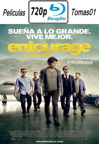 Entourage: La Película (El séquito) (2015) BRRip 720p