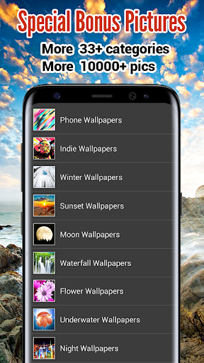 Scenery Wallpaper screenshots 24