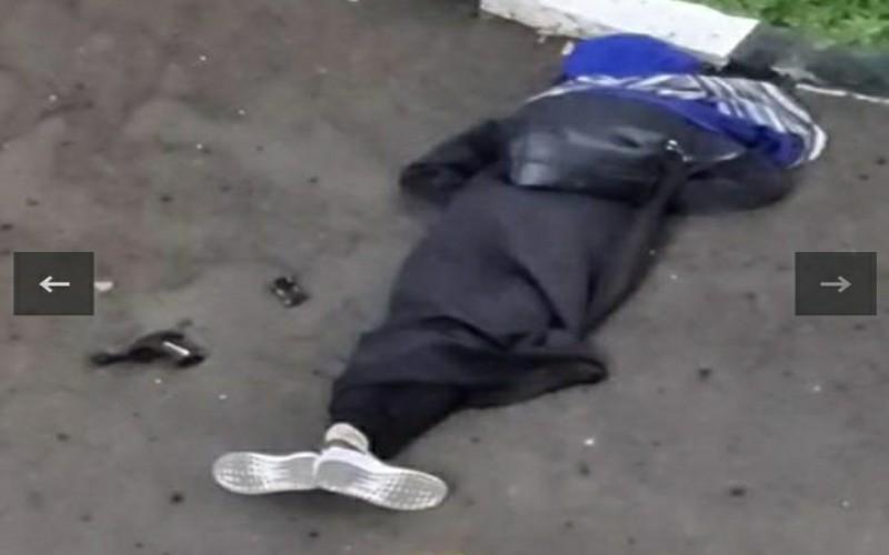 Kesaksian Warga saat Terduga Teroris Ditembak Mati setelah Terobos Mabes Polri