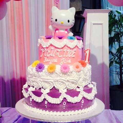 hellokitty sweets party JnyJ jneej cakes