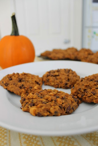 Pumpkin Oatmeal Cookies with Butterscotch and Chocolate Chips ...