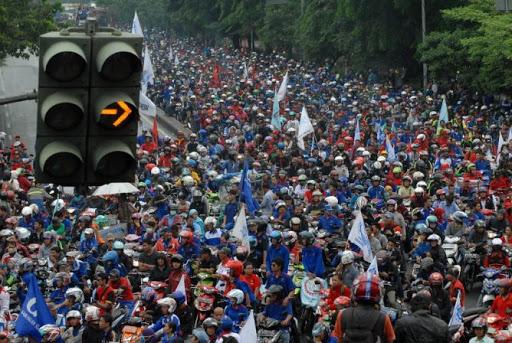 May Day Disusupi Politik,Ini Kabarnya