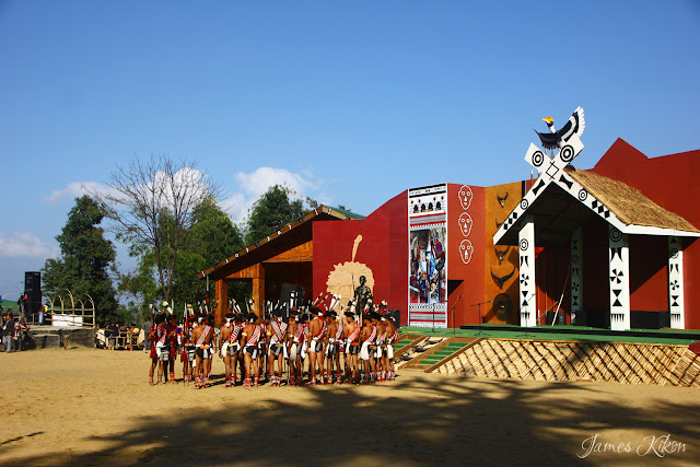 Nagaland Photos Lotha Naga Traditional Dress Hornbill Festival Nagaland