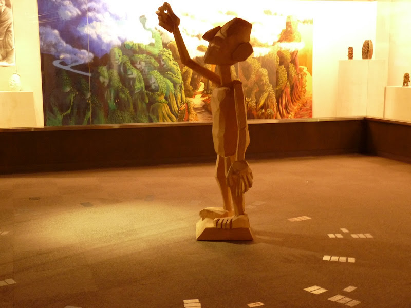 TAIWAN.Taipei Musée aborigène - P1040482.JPG