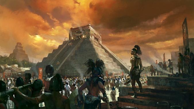 o livro dos antigos maias 01