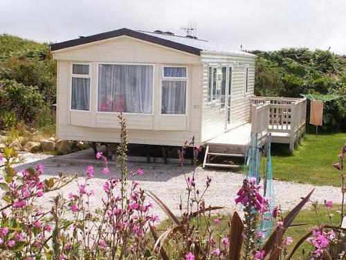 Roselands Caravan Camping Park Cornwall at Roselands Caravan Camping Park Cornwall
