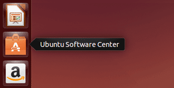 Software Center on Ubuntu Desktop