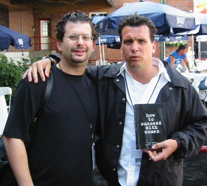 Ron Louis With Dickey Barrett Of The Mighty Mighty Bosstones, David Copeland
