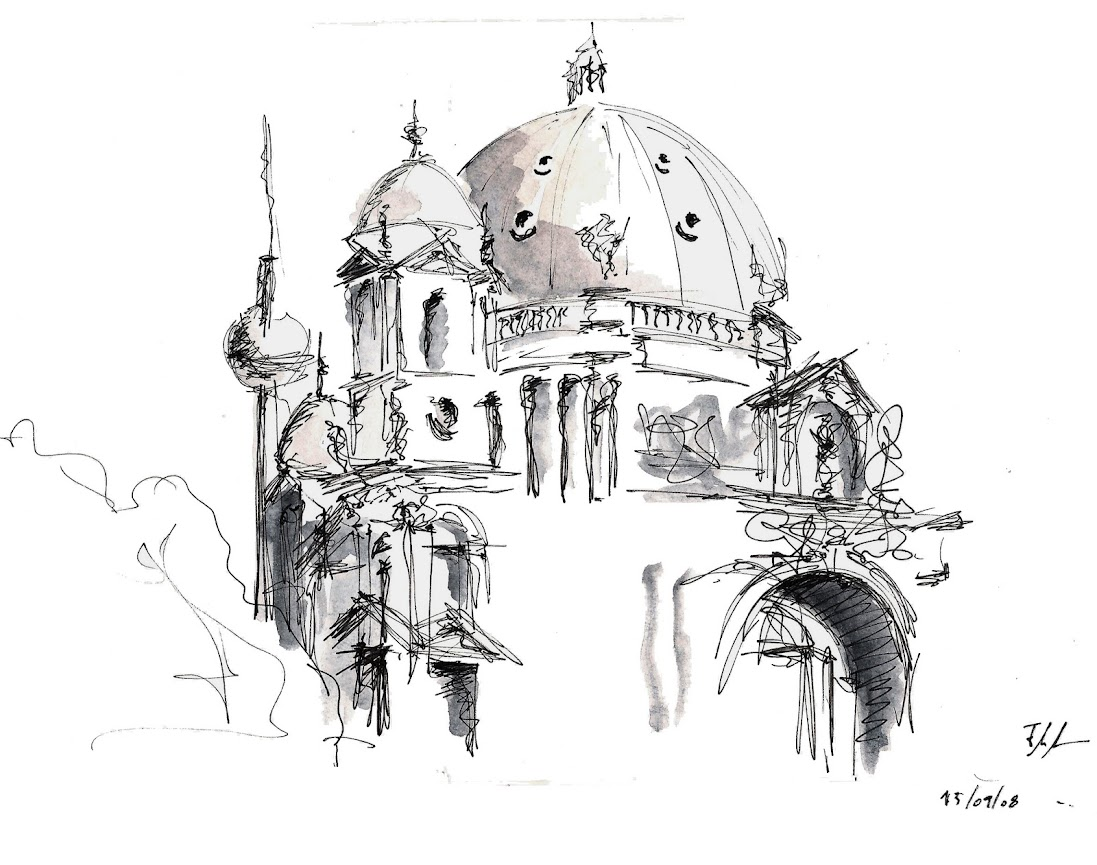 La arquitectura evoluciona del dibujo al proyecto bim arquitectaci n - Mesa de dibujo para arquitectura ...