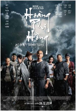 Phi Hồng Tiếu Truyện ( The Legend of FeiHong ) 2017 - Phim Hồng Kông