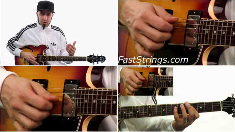 Chris Buono - Guitar Gym: Alternate Picking