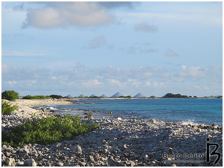 Bonaire: Minas de sal