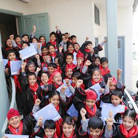 Graduate  by Ricky Singh - Babies & Children Children Candids