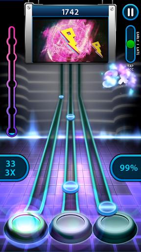 Tap Tap Reborn 2: Popular Songs screenshot 1