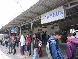 Stasiun Kereta Api Tambun