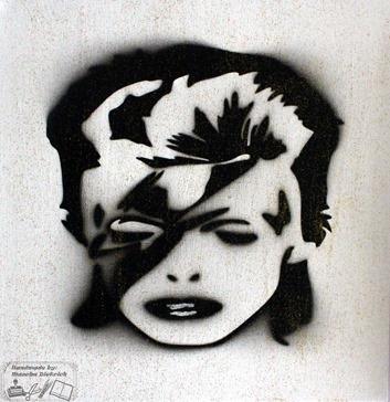 Canvas 3 luik David Bowie 1