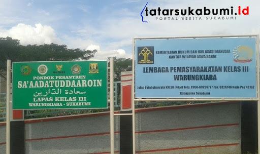 Rekam e-KTP 1002 Warga Binaan Lapas Kelas III Warungkiara Sukabumi