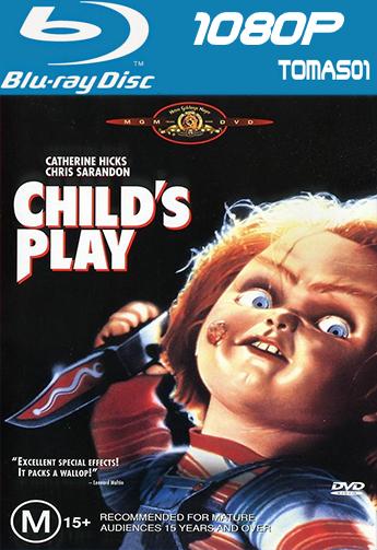 Chucky el muñeco diabólico (1988) BDRip m1080p
