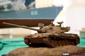 WW2 Tank Diorama