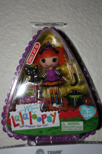 PUSETA: Lalaloopsy Mini Candy Broomsticks