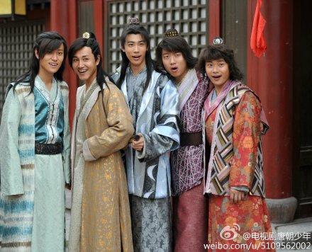 Dean Wang Chuang China Actor