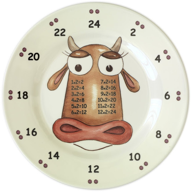 Madame TWO Moos plate