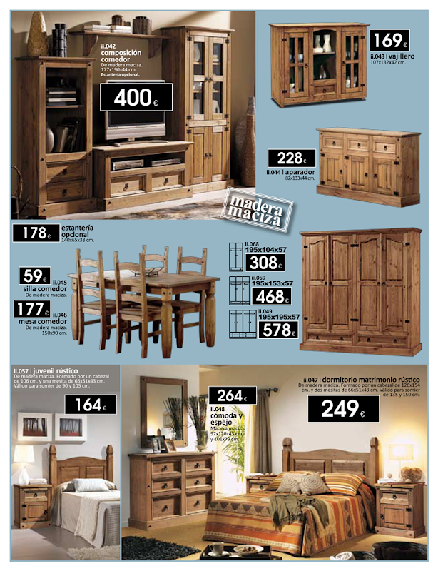 ofertas muebles asturias - InterMOBIL - muebles Asturias