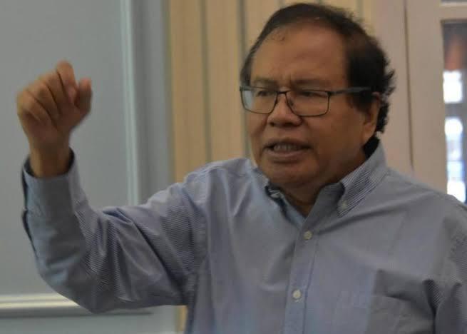 Rizal Ramli: Pemerintah Dablek, Pinjam Duit Bunganya 2 Kali Lipat, Rakyat Diuber-uber Pajak