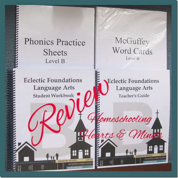 Eclectic Foundations Level B Review