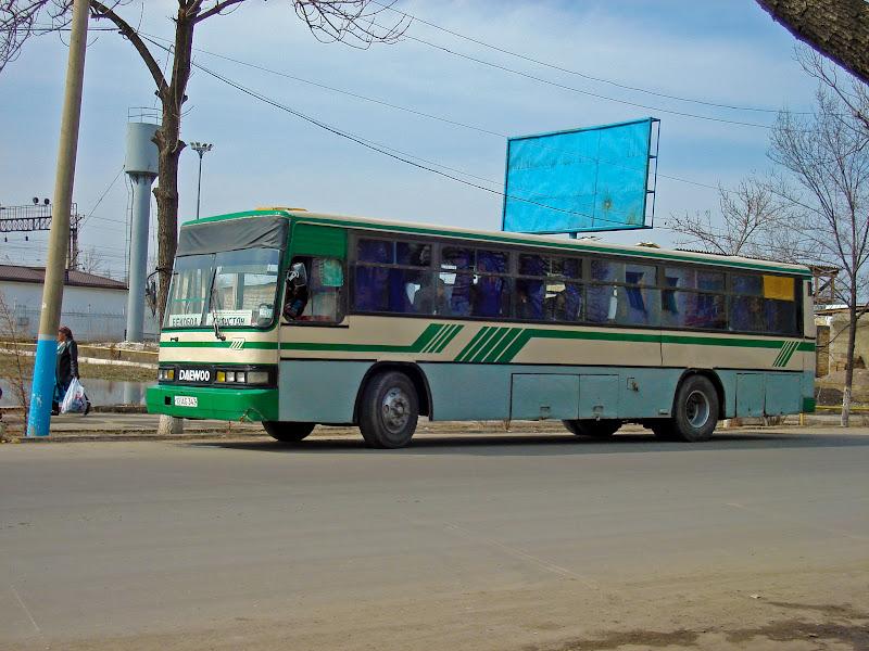 Междугородний Daewoo