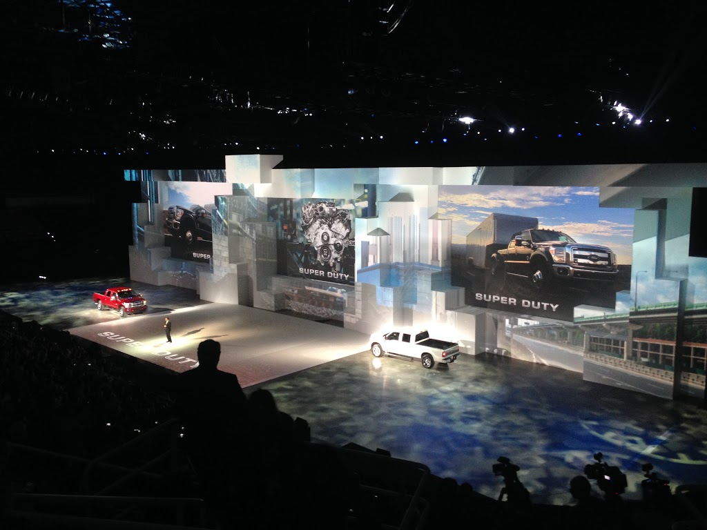 Ford Events at the 2014 NAIAS - 54