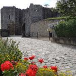 Ancien château : porte Saint-Jean