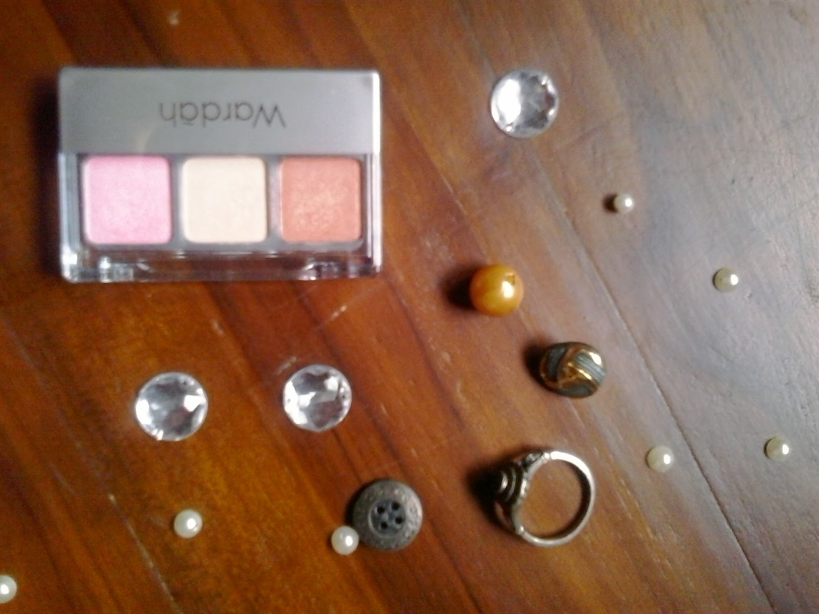 Wardah Eyeshadow I ~ review - Rahma Brilianita