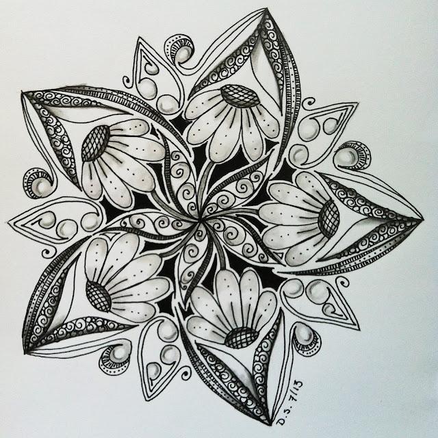 Didisch website zendala dare 63 for Amazing drawing websites