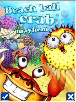 Beach Ball Crab Mayhem [By Glu Mobile] BBC1