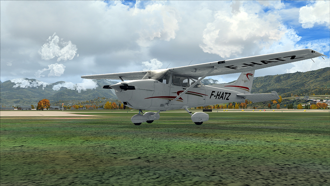 A2a Simulations Cessna Review and Flight Test