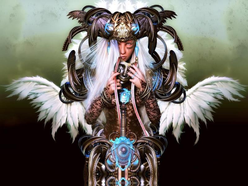 Nature Of Good Angel, Magic Beauties 4